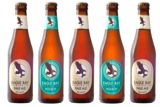 Eagle Bay Brewing Co Beer packaging