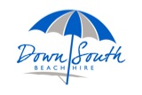 Down South Beach Hire Logo