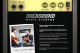 Rocksound Logo and Website